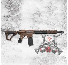 "Daniel Defense M4 CARBINE M4A1- MSP 5.56X45 14.5"" 30RD BROWN"