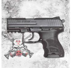 """Heckler & Koch HK P30SKS V3 DA/SA TRIGGER 9MM 3.27"""" Barrel w/ Ambi Safety (2) 10rd mags 730903KS-A5"""