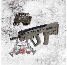 IWI US TAVOR SAR Flattop FD16 Flat Dark Earth 16.5'' barrel 5.56 NATO Geissele Super Sabra Gen 2 NEW IN BOX