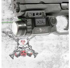 Green Viridian X5L Gen 2 Laser & Taclight combo