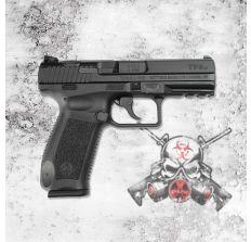 Canik TP9v2 9mm Pistol (2) 18rd mags Black HG3352-N