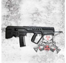 IWI US TAVOR SAR Flattop B16 Black 5.56NATO Rifle 16.5'' barrel (1) 30rd mag TSB16