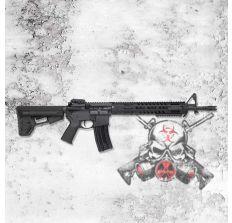 "DPMS TAC2 RFA3-TAC2 AR-15 Rifle 5.56 NATO 16"" Black w/ QUAD RAIL (1) 30rd mag"
