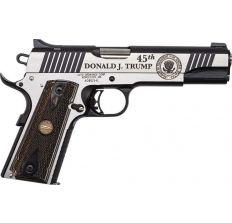 "Auto Ordnance 1911 A1 45th President ""Trump"" Handgun .45 ACP 5"" Barrel 7rd Magazine"