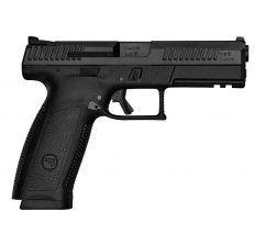 "CZ P-10 Pistol - CZ P-10 Full Size 9mm 4.5"" BLK 10rd"