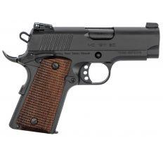 "EAA/Girsan MC1911 SC .45ACP 3.4"" 6rd - Black / Wood Grips"