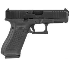 "Glock G45 Gen 5 9mm 4.02"" Front Serrations Slide 10rd MOS Black"