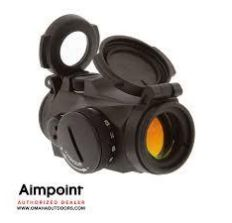 Aimpoint Micro T-2 2 MOA Without Mount - Black