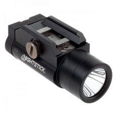 Nightstick TWM852XL Long Gun Weapon Light Cree LED 850 Lumens CR-123 Battery Black 6061 T6 Aluminum