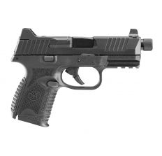 """FN 509C Tactical Pistol 9mm  4.32"""" Threaded Barrel 12 and 24rd  - Black - FREE SHIPPING"""