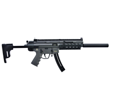 "ATI GSG-16 Carbine 22LR 16.25"" (1) 22rd - Smoke Grey"