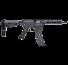 "Smith & Wesson M&P 15-22 Pistol .22LR 25rd 8"" Barrel  W/ SBA3 Brace - Black"