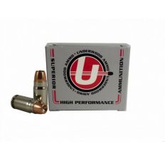 Underwood Ammo .357 Sig Handgun Ammo - 125 Grain | Bonded Jacketed Hollow Point
