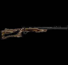 CZ 455 RIFLE - CZ 455 Varmint Evolution Rifle Coyote Laminate Stock 17 HMR 5rd 02245