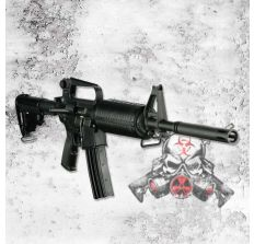"Dpms Panther Carbine 556 11.5"" Pinned Brake Flash Hider"