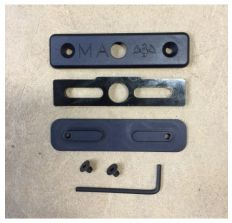 Manticore Arms TAVOR GASKETED PORT COVER