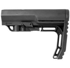 Mission First Tactical Battlelink Stock - Mission First Tactical Battlelink Minimalist Stock Mil Spec - Black BMSMIL