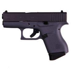 Glock 43 9mm Pistol 3.39'' barrel (2) 6rd mags Gray UI4350201GF