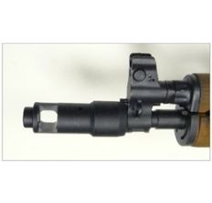 M92/M85 Type 74 Muzzle Brake M26 x 1.5 LH