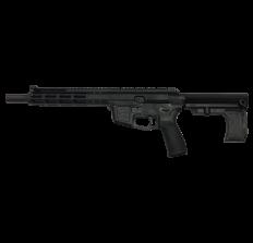 """FM FM9 Billet AR15 Pistol 9mm 8.5"""" Barrel Side Charging MFT Brace Black"""