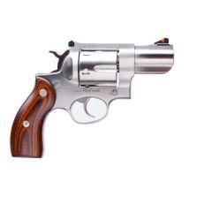 Ruger Redhawk .41 Rem Mag Revolver, 2.75 inch, Hardwood Grip, Stainless Steel Finish, 6 Rd – Ruger 5034