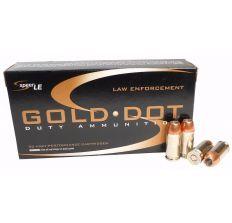 Speer Gold Dot 45 ACP 200gr +P GDHP Hollow Point 50rd Box Duty Ammunition