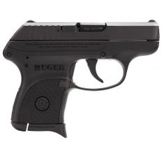 """Ruger LCP Pistol .380ACP 2.75"""" (1) 6rd - Black"""