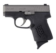 """Used Kahr Arms CW380 380ACP 2.58"""" Barrel Black Frame Stainless Slide Tungsten Cerakote Finish Used 6rd"""