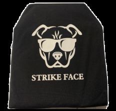 Guard Dog Tactical Trauma Pad/Anti-Spall Sleeve Pair For AR500 Plate - Black