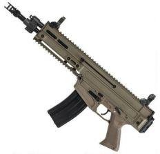 "CZ-USA 805 BREN S1 FDE Pistol 11"" barrel 5.56 NATO 91362"
