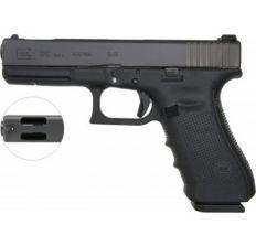 Glock 17 Pistol - Glock 17C Compensated 3-17rd Mags 9mm Gen 4 UG1759203