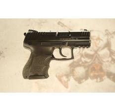 """Heckler & Koch HK P30SK V3 DA/SA TRIGGER 9MM 3.27"""" Barrel 3-dot fixed sights (2) 10rd mags 730903K-A5"""