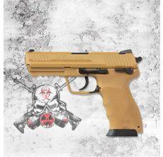 """HK45 45acp 4.46"""" Tan V1 (2) 10rd mags 745001BB-A5"""