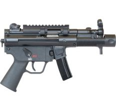 HK SP5K 9mm pistol 4.5'' Barrel BLACK with Factory Hard Case (2) 10rd mags 750900-A5