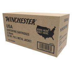 Winchester / Lake City 5.56 M193 55gr FMJ - 1000rd Bulk Case