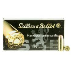 Sellier & Bellot 10mm 180gr FMJ - 50rd Box
