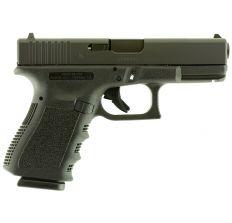 Glock G19 Gen 3 US Made 9mm (2) 15rd - Black