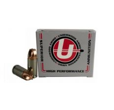 Underwood Ammo 9mm Luger Handgun Ammo - 90 Grain +P Xtreme Defender