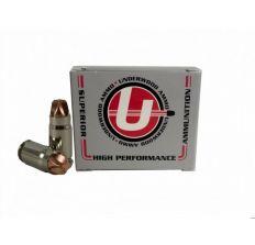 Underwood Ammo .357 Sig Handgun Ammo - 65 Grain | Xtreme Defender