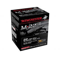 Winchester M22 .22 LR 40gr 1000RD Box 1255fps