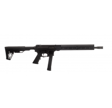 "Alien Armory Tactical 9mm Forged Aluminum AAT-9 16"" Rifle - Black"