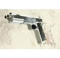 Arsenal Firearms AF-2011 Double Barrel Pistol 45ACP 1911 Prismatic Dueller
