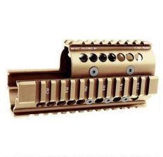 Midwest Industries AK Handguard - Hand Guard for the AK-47 / 74 -Flat Dark Earth