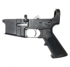 Anderson AM-15 Partial Lower Receiver Trigger, Ambi Safety, Mag Release, A2 Grip