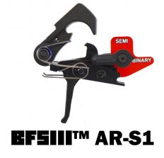 Franklin Armory BSFIII AR-15 Binary Firing Systems III Trigger - Straight Trigger