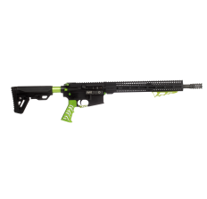"Alien Armory Tactical Forged Aluminum AAT-15 Rifle Green .223 Wylde 16"" Barrel 14"" M-LOK Handguard Pineapple Flash Hider"