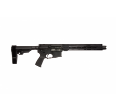 "Alien Armory Tactical Forged Aluminum AAT-15 AR Pistol Black .223 Wylde 10.5"" Barrel Flash Can 11"" M-LOK Handguard SBA3 Brace"