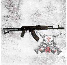 Arsenal SAM7SF-84 AK47 Rifle Black  7.62x39 16'' barrel Folding Stock (1) 10rd mag