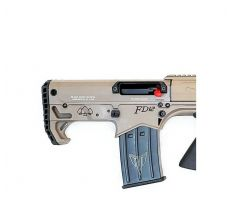 "Black Aces Pro Series Bullpup Pump Shotgun - FDE 12ga 18.5"" Barrel Shroud"