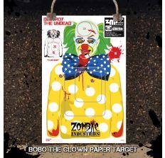"""BoBo Zombie 18x24"""" Indoor Paper Target"""